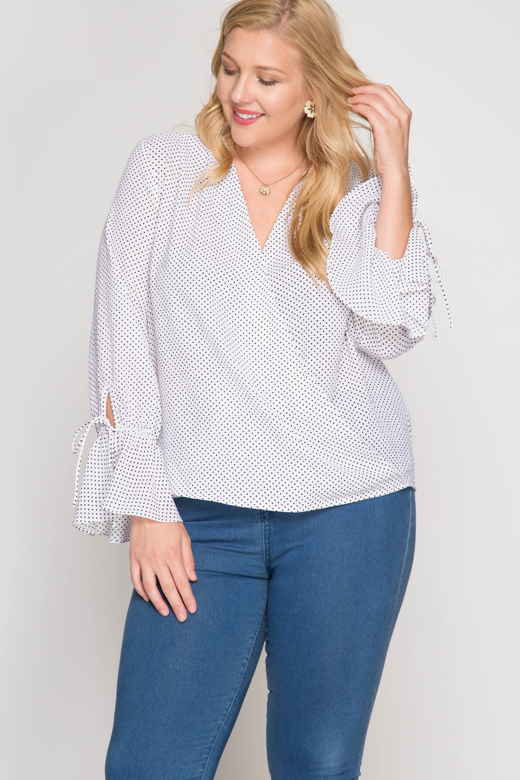 Dotty Top | Plus