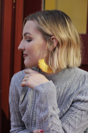 Renae Fringe Earrings