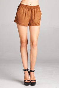 Arlington shorts | Tan