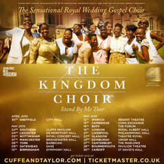 THE KINGDOM CHOIR CD