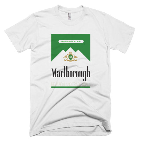 Pack Of Marlboroughs Wine Shirt - Grape Obsession