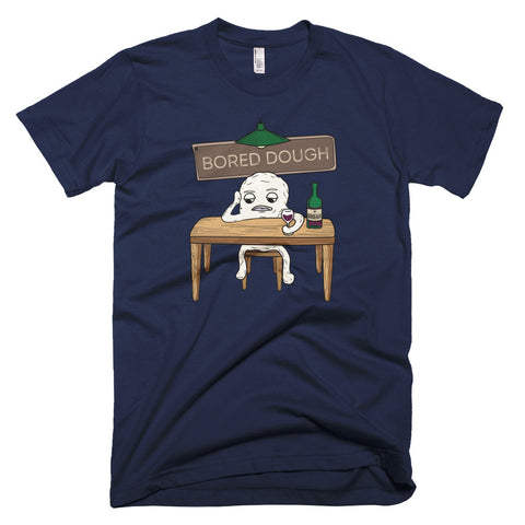 Bored Dough Wine Shirt - Grape Obsession