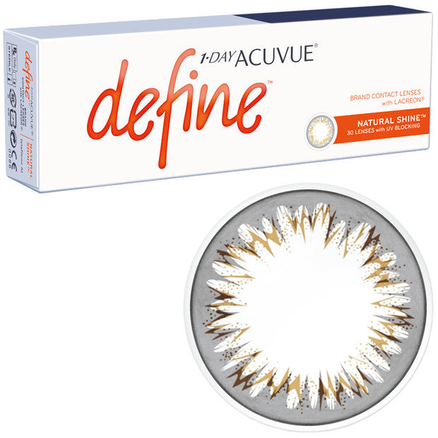 Acuvue Define 1-Day - Natural Shine