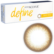1-Day Acuvue Define - Radiant Bright