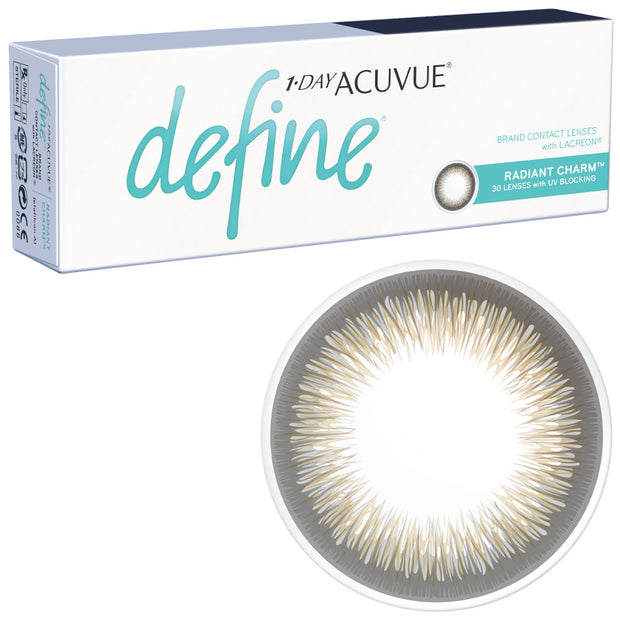1-Day Acuvue Define - Radiant Charm
