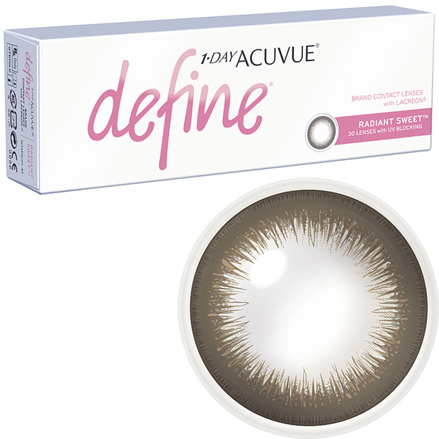 Acuvue Define 1-Day - Radiant Sweet
