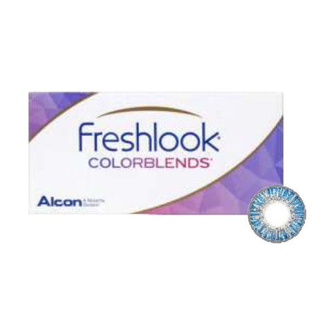 FreshLook ColorBlends - True Sapphire