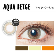 Ever Color 1 Day Luquage - Aqua Beige