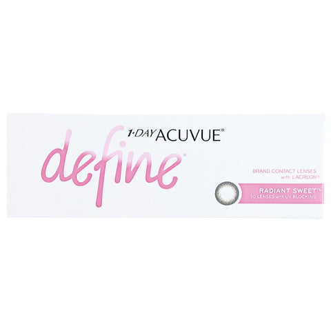 1-Day Acuvue Define - Radiant Sweet
