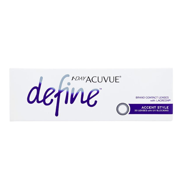 Acuvue Define 1-Day - Accent Style
