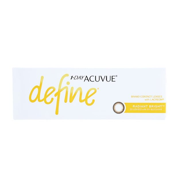 Acuvue Define 1-Day- Radiant Bright