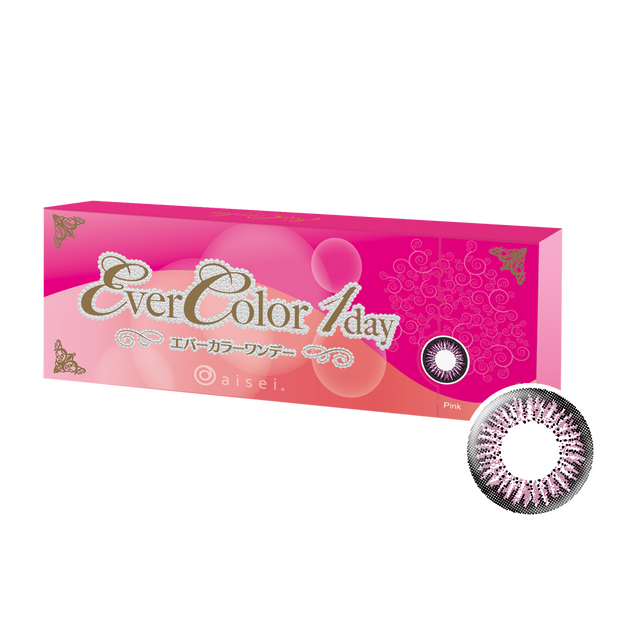 Ever Color 1 Day - Baby Pink