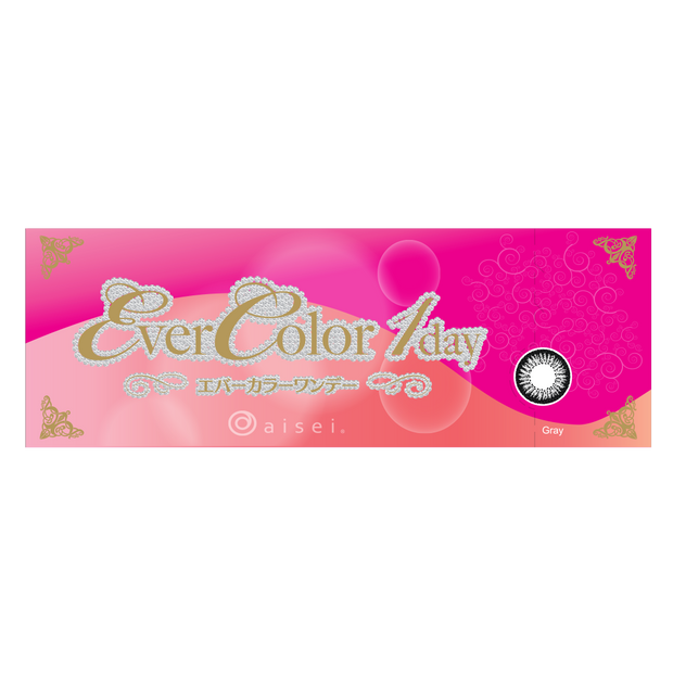 Ever Color 1 Day - Platinum Gray