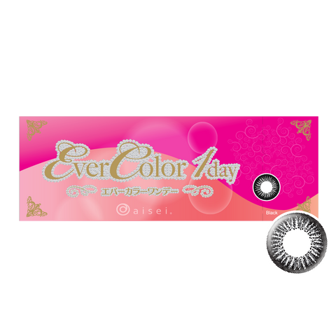 Ever Color 1 Day - Pure Black