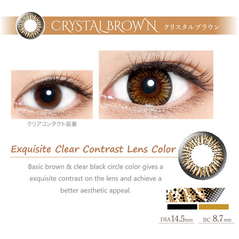 Ever Color 1 Day - Crystal Brown