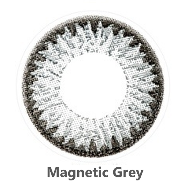 1 Day FreshKon Alluring Eyes - Magnetic Grey