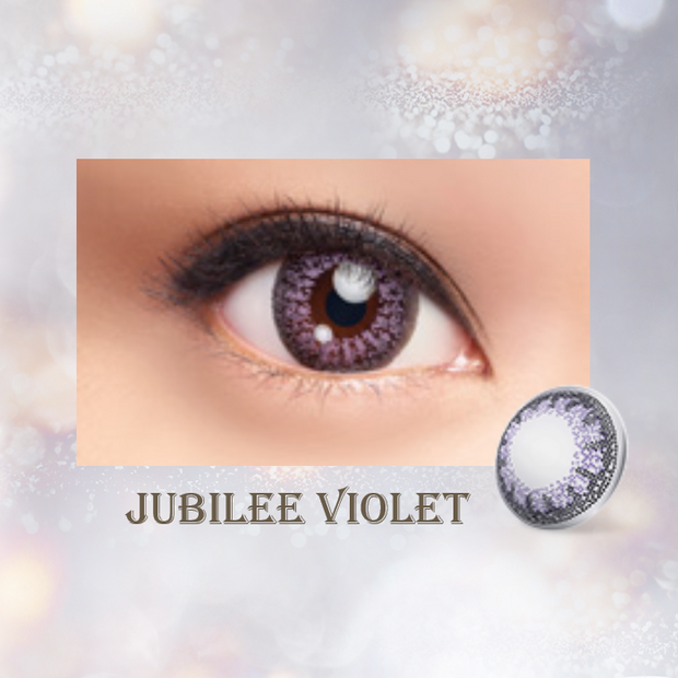 LACELLE Colors 1 Day - Jubilee Violet