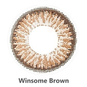 1 Day FreshKon Alluring Eyes - Winsome Brown