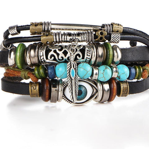 Turkish Eye Bracelets For Men