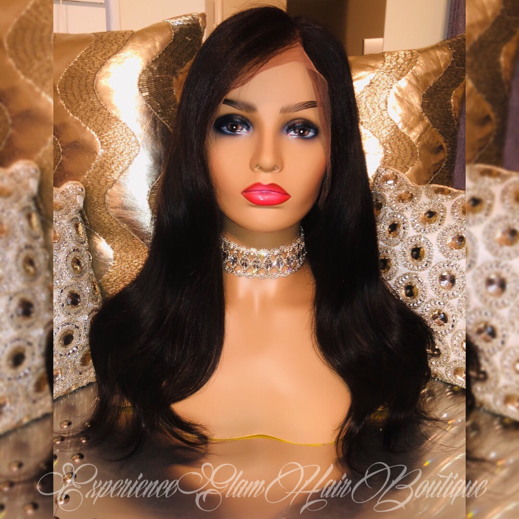 """ASHANTI"" STRAIGHT FULL LACE WIG"