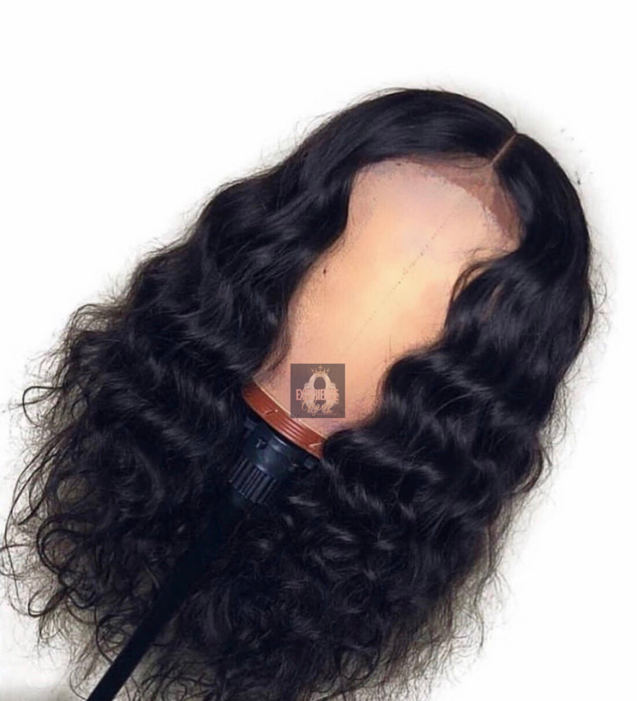 """CHELLE"" PLUSH HAWAIIAN CURL FULL LACE WIG"