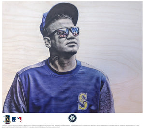 """Felix"" - Officially Licensed MLB Print"