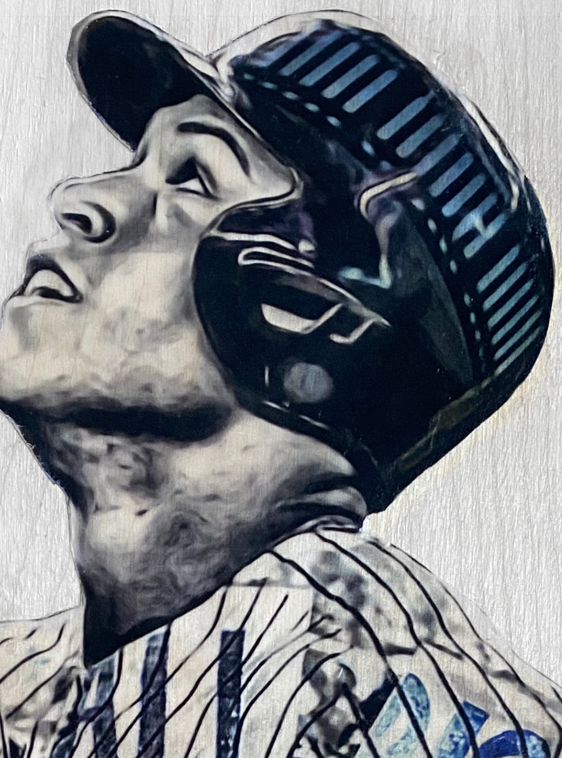 """All Rise"" (Aaron Judge) New York Yankees - Officially Licensed MLB Print - Limited Release"