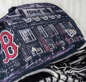 """Dirty Water"" (Boston Red Sox) - Officially Licensed MLB Print - Limited Release"