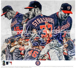 """Fight Finished"" (Washington Nationals) World Series Commemorative Piece (Part 1) - Officially Licensed MLB Print - Limited Release"