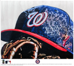 """DC"" ft. Trea Turner - Washington Nationals - Officially Licensed MLB Print - Limited Release"