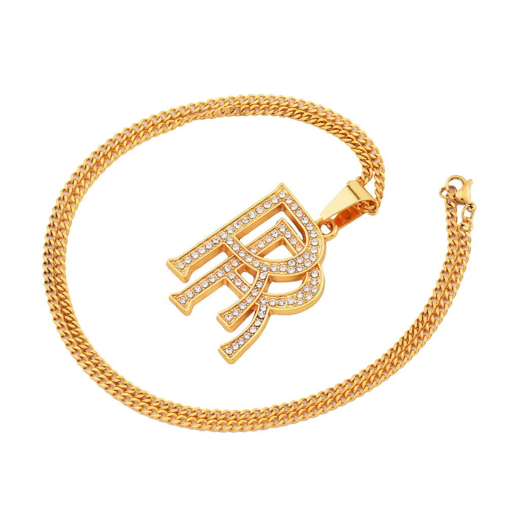 Gold plated rolls royce pendant chain jewelryprophet gold plated rolls royce pendant chain aloadofball Choice Image