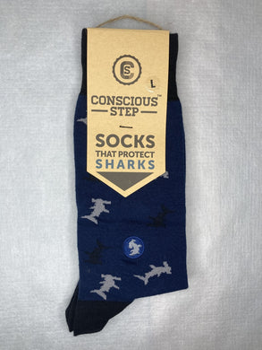 Socks that protect Sharks