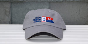 Gray Burgee baseball hat