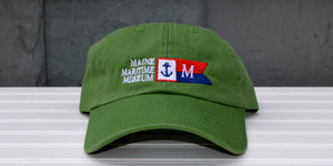 Green Burgee baseball hat