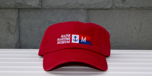 Red Burgee Baseball Hat