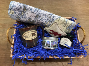 The Seafaring Lady's Gift Basket