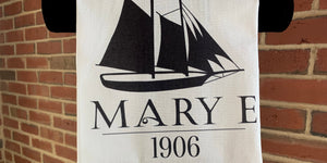 Mary E Tea Towel
