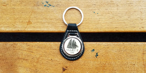 Mary E Scrimshaw Key Fob