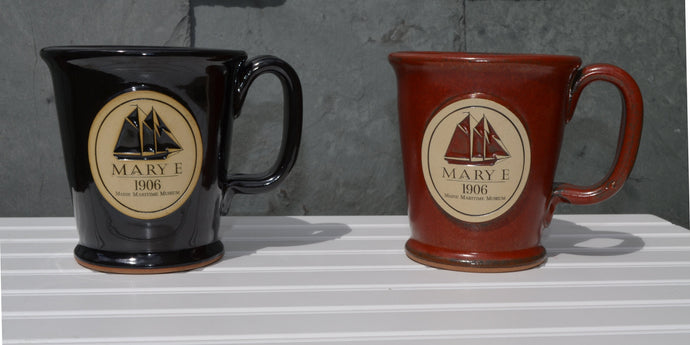 Mary E Stoneware Mugs