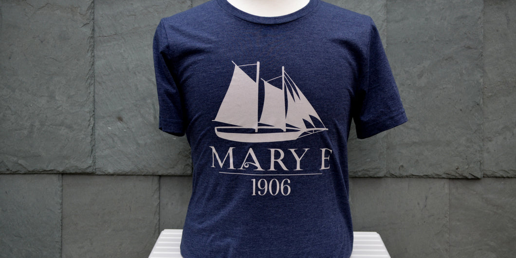Mary E Blue T Shirt
