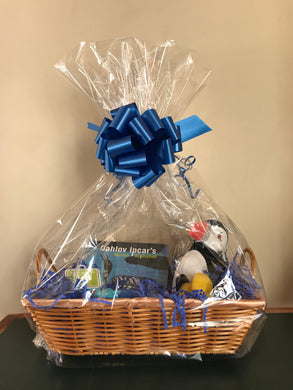 The Mini Mariner's Gift Basket