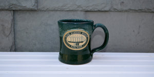 Hunter Green Maine Maritime Museum Wyoming Stoneware Mug