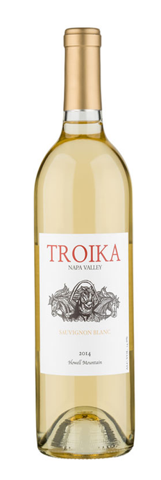 Troika 2014 Howell Mountain Sauvignon Blanc