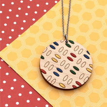Load image into Gallery viewer, Everyday Confetti Round Necklace - Dressed for Sunday