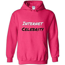 Load image into Gallery viewer, Celeb Hoodie - Cherry Red / S