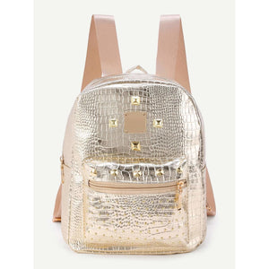 The Golden Backpack