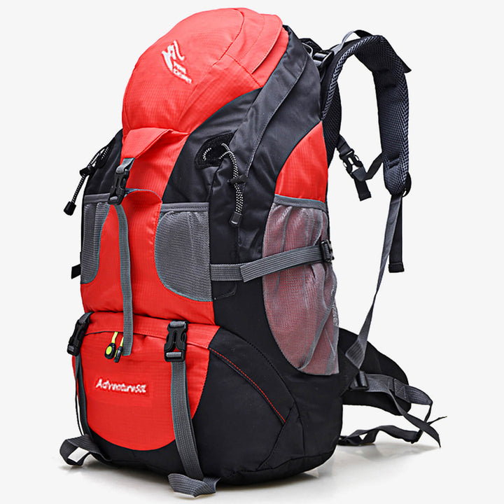 HIGH-CAPACITY HIKING 50L BACKPACK