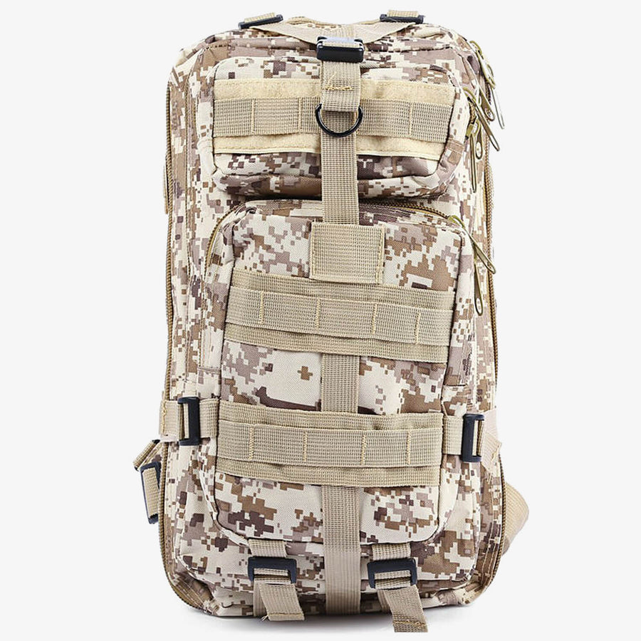 MILITARY TACTICAL ROPE 30L BACKPACK
