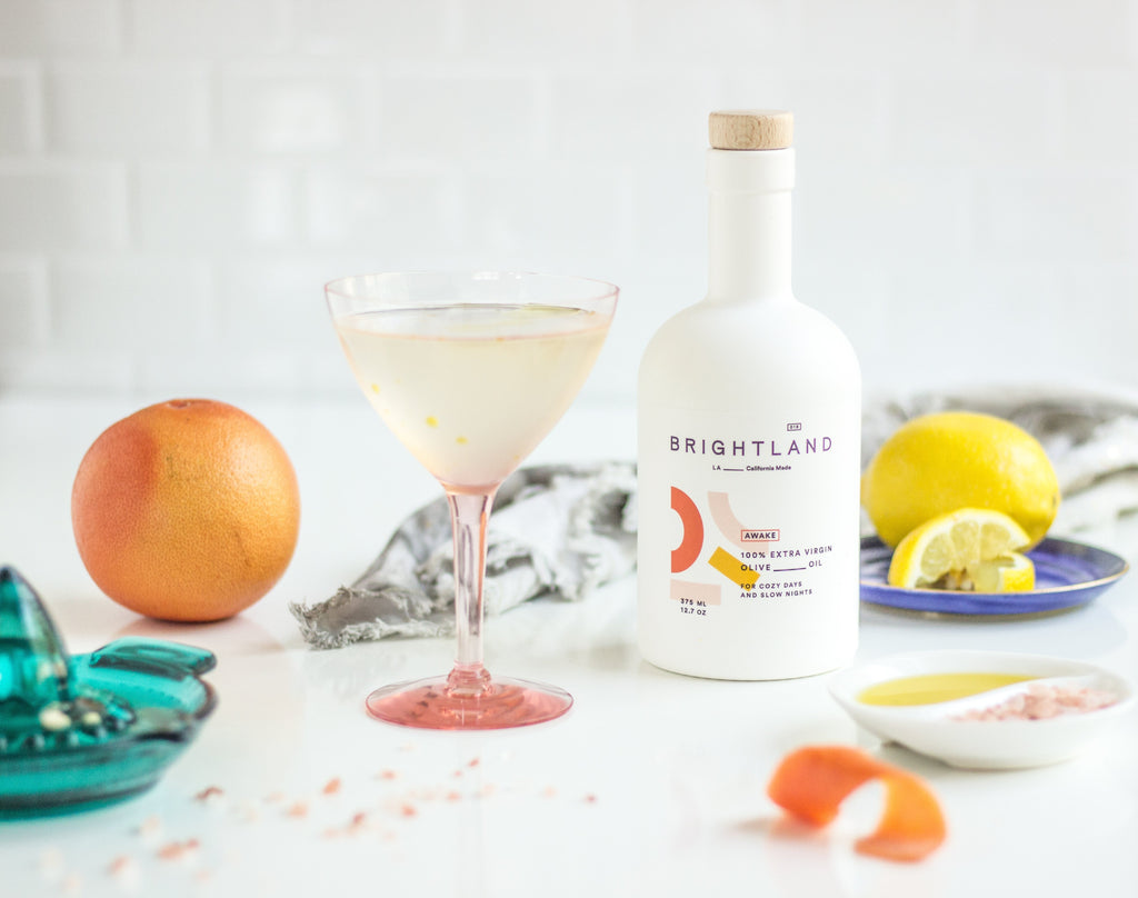 brightland creations: A Refreshing Martini