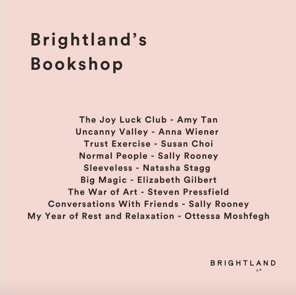Team Brightland's Favorite Weekend Reads